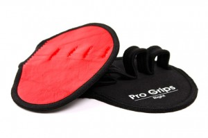 ProGrips Weightlifting Glove Red