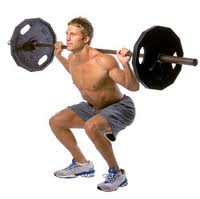 Closed-chain exercise, Squat